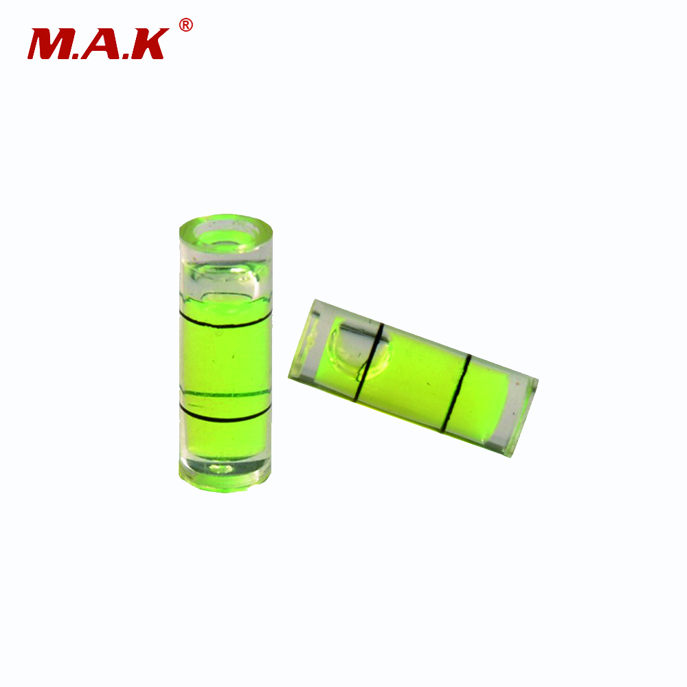 1pc High Quality Green Water Level Bubble 0.4*1.6 cm For Archery Bow Sight Hunting Shooting Arrows