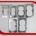 Molde alinhamento de precisão de metal de alumínio para huawei p7 altamente quadro molde refurbish quebrado tela de vidro não é fácil de deformação