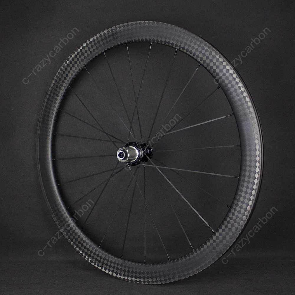 2019 Cycling Road Carbon Carbon Wheels R36 Carbon Hubs with Ceramic Bearings Bicycle Wheels Tubeless or Tubular