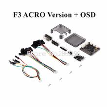 цена на SP Racing F3 Flight Controller Integrate OSD Acro / Deluxe Version with Protective Case Mini 250 210 Quadcopter Drone