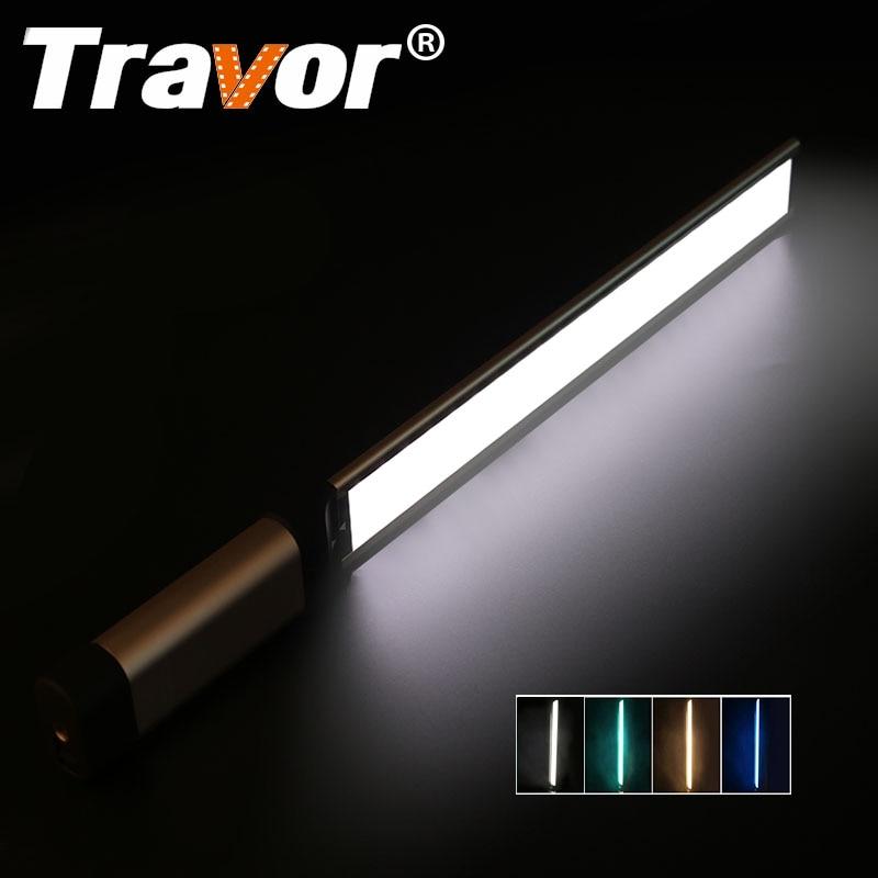 Travor LED Video Light photography light LA L2 thinnest 7mm CRI 95 3200K 5500K with three color filter Green Blue Orange