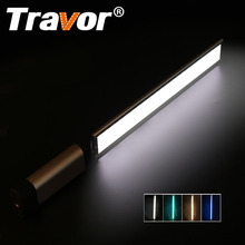 Buy Travor New arrival Light Air LA-L2 slim to 7mm CRI 90 3200K/5500K adjust color temperature work with 18650 rechargeable battery  directly from merchant!