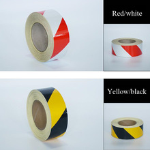 50mm X10m Self-Adhesive PET Reflective Sticker Road Bike Car Motorcycle Reflective Tape Bicycle Decoration Sheeting Film