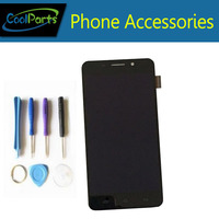1pc Lot High Quality For Ulefone Metal Touch Screen Glass Digitizer LCD Display Screen Assembly Tools