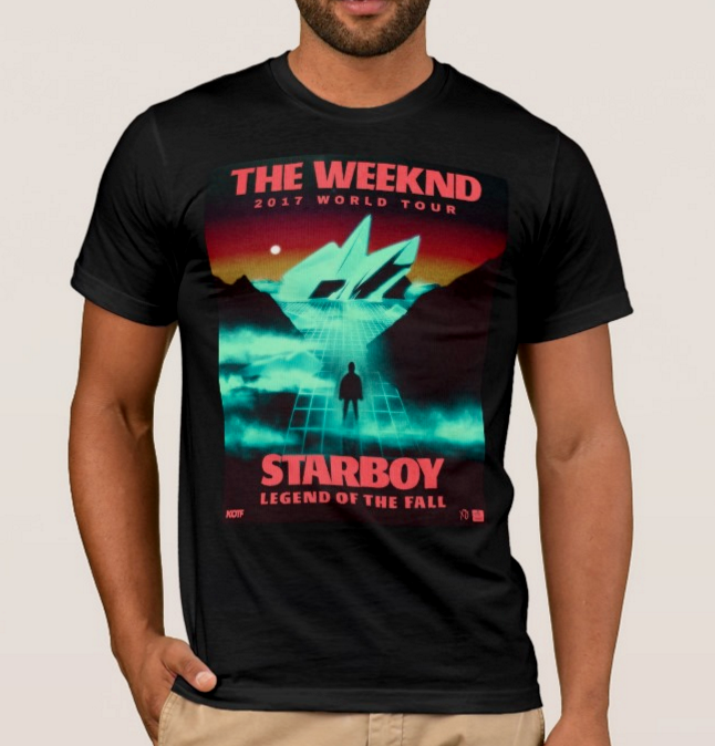 Wholesale printing machine crew neck mens the weeknd for Wholesale printing t shirts