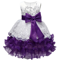 Highend Atmosphere Girl Dress Sleeveless Sequins Dresses Girls Clothes Party Princess 3 8 Year Birthday Dress