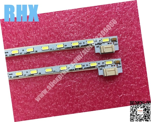 FOR  NEW100%  Repair Sharp LCD 40V3A LCD TV LED backlight Article lamp V400HJ6 ME2 TREM1 V400HJ6 LE8 1PCS=52LED 490MM is new