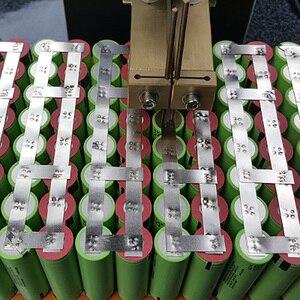 Image 4 - 3KW Pneumatico Pulse Batteria Spot Saldatore Batteria Spot di Saldatura 220V