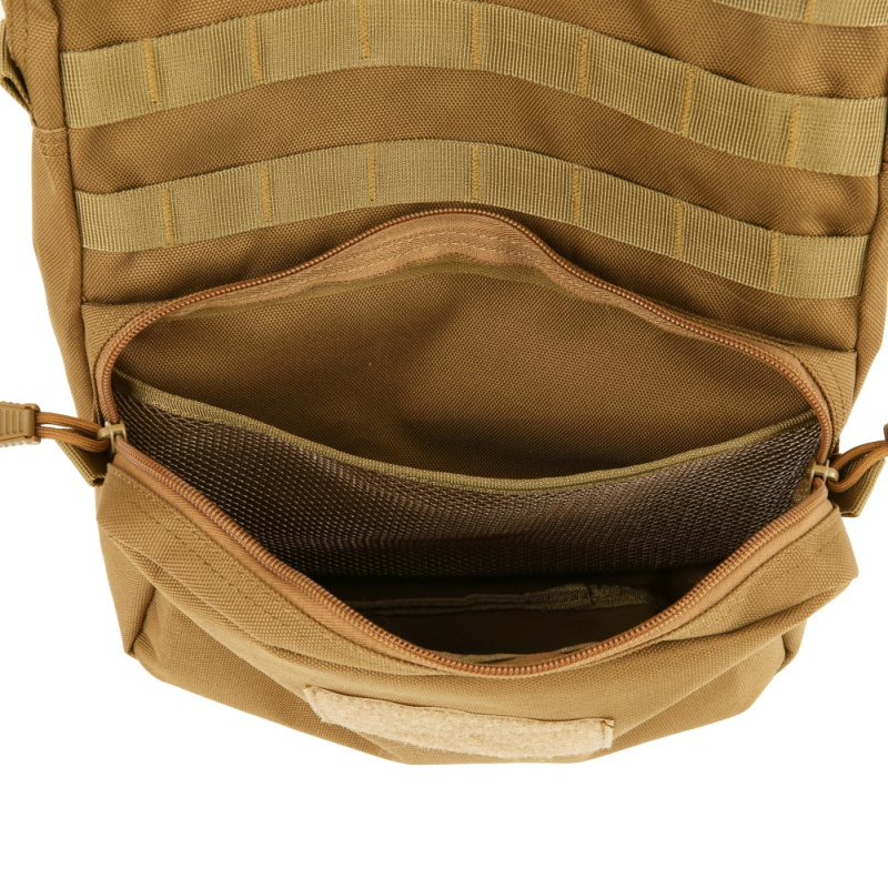 Outdoor Tactical Molle Nylon Hydration Bag Hunting Camouflage Waterproof Bags Military Army Combat Bag New