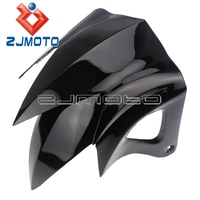 Universal Black Motorcycle Rear Fender For Yamaha BWS 125 ZUMA 125 YW 125 Majesty 125 Cygnus Scooter Motorcycle
