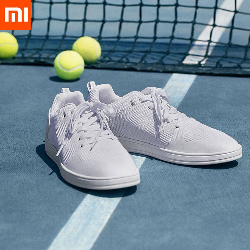 Xiaomi 90 Skate Sneaker Fun Knitted Skateboard Shoes Comfortable And Breathable Splash Proof Water Casual Shoes