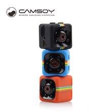Camsoy SQ11 Mini Camera HD 1080P Action Camera HD Car Camcorder With Night Vision 12MP Mini DV Camera