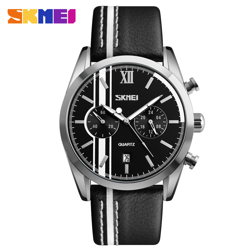 SKMEI Men Watches Man Clock Top Brand Luxury Army Military Men Watches Male  Sports Quartz-Watch Relojes Hombre Hodinky 2017 0587d134fb2