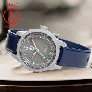 Часы Citizen Q & Q мужские, люксовый бренд, водонепроницаемые, спортивные, кварцевые, с солнечной батареей, наручные часы, нейтральные часы, мужск...