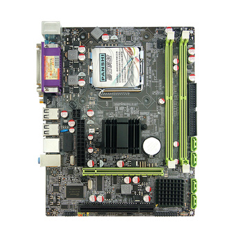 PANSHI G31 motherboard new support Xeon dual-core quad-core 771-pin DDR2 memory set sound card digital clock