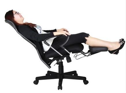 Silla de la computadora de oficina silla ergon mica silla for Silla giratoria para escritorio
