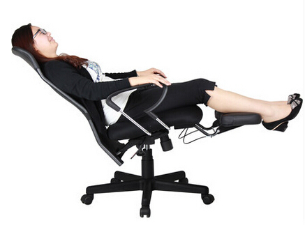 Silla de oficina para el hogar silla reclinable ergonómica red ...