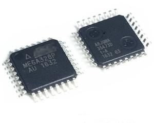 Image 1 - 10/PCS LOT ATMEGA328P AU  ATMEGA328P  QFP32  NEW