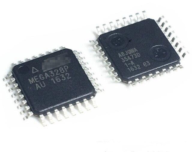 10/PCS LOT ATMEGA328P AU ATMEGA328P QFP32 새로운