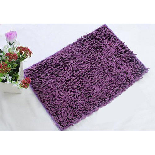 Microfiber Long-wool Absorbent Anti-skid Doormat/anti-slip Mat