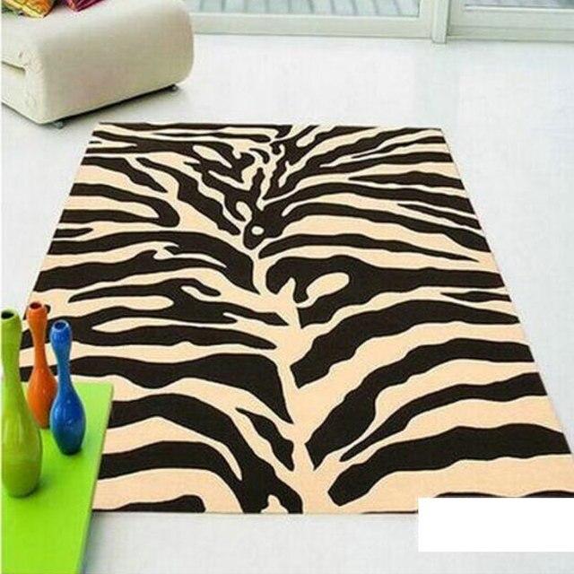 Große Größe Teppich 160x230 cm Acryl Dicker Teppich Bodenmatte Und ...