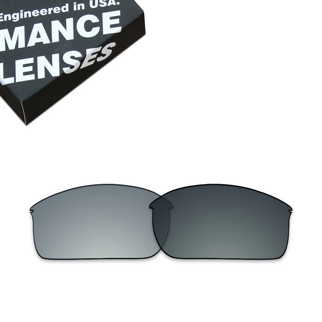 a3538bcea93 ToughAsNails Polarized Replacement Lenses for Oakley Wiretap Sunglasses  Photochromic Grey