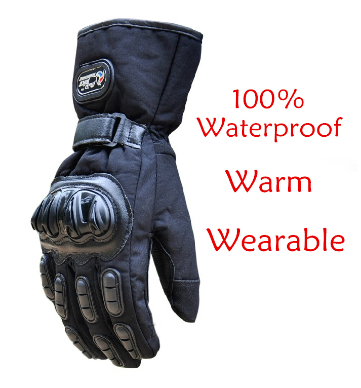 2015 newest motorcycle gloves waterproof moto guan...