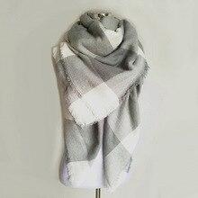 Тартан desigual za шали основные шарфы акриловая плед горячие унисекс шарф