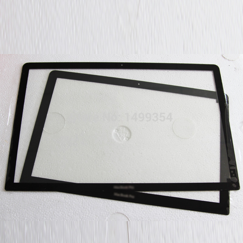 10PCS New 2008-2012 Year A1278 A1286 Front Screen Glass For Apple Macbook Pro 13'' 15'' A1286 A1278 LCD Screen Glass стоимость