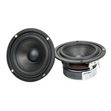 AIYIMA 2Pcs 3Inch Audio Portable Speakers 4Ohm 15W Hifi Speaker Tweeters Full Range Stereo Loudpeakers