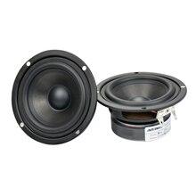 AIYIMA Altavoces portátiles de Audio de 3 pulgadas, 4ohm, 15W, Hifi, Tweeters, estéreo de rango completo, 2 uds.