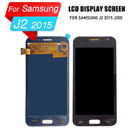 Replacements LCD screen for samsung galaxy j2 j200 lcd display touch display for samsung j2 j200 lcd digitzer touch screen frame