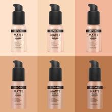 цена на SEPORA Makeup Foundation Matte Liquid Foundation New Beauty LongWearing Waterproof Makeup Base Cosmetic Natural Concealer Fluido
