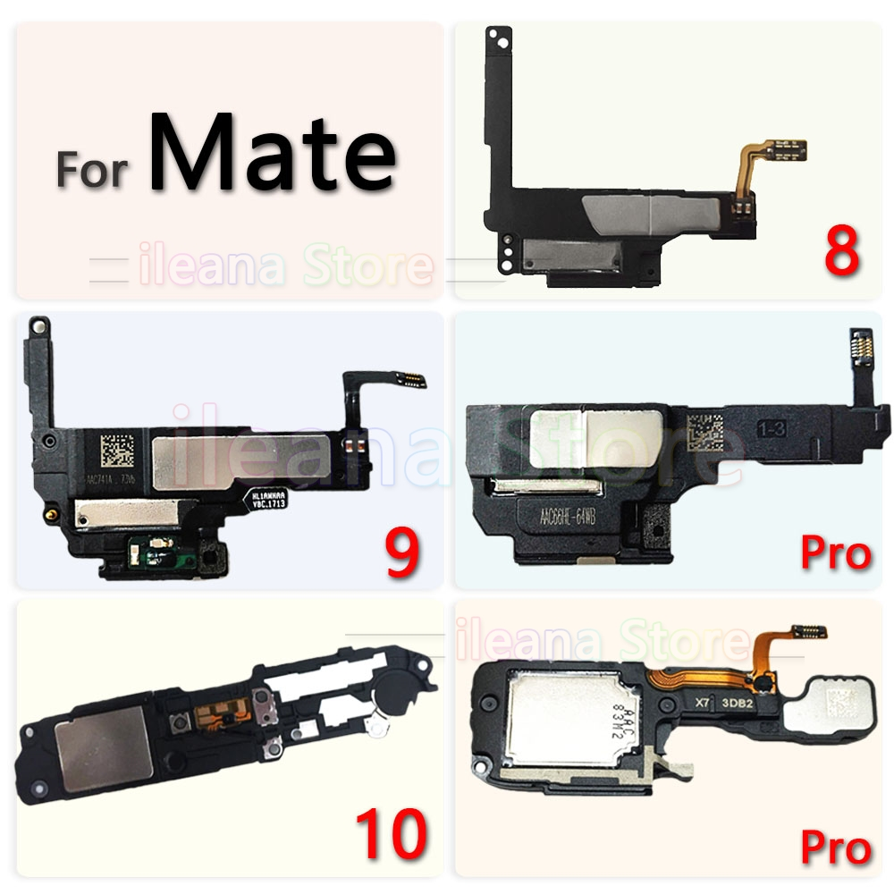 LoudSpeaker Flex For Huawei Mate 10 9 8 7 20 Lite Pro Original Phone Loud Speaker Sound Buzzer Ringer Flex Cable Repair Parts