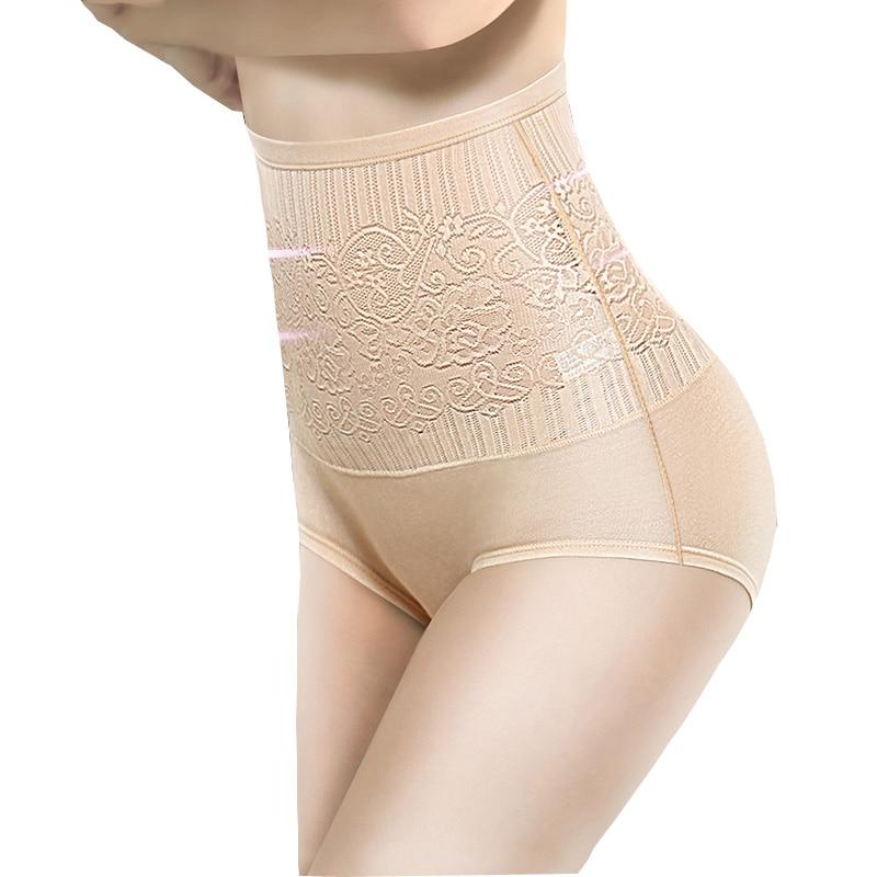 LANGSHA Control   Panties   Seamless Women High Waist Slimming Briefs Body Shaperwear Underwear Lady Bodysuit Sexy Women Underpants