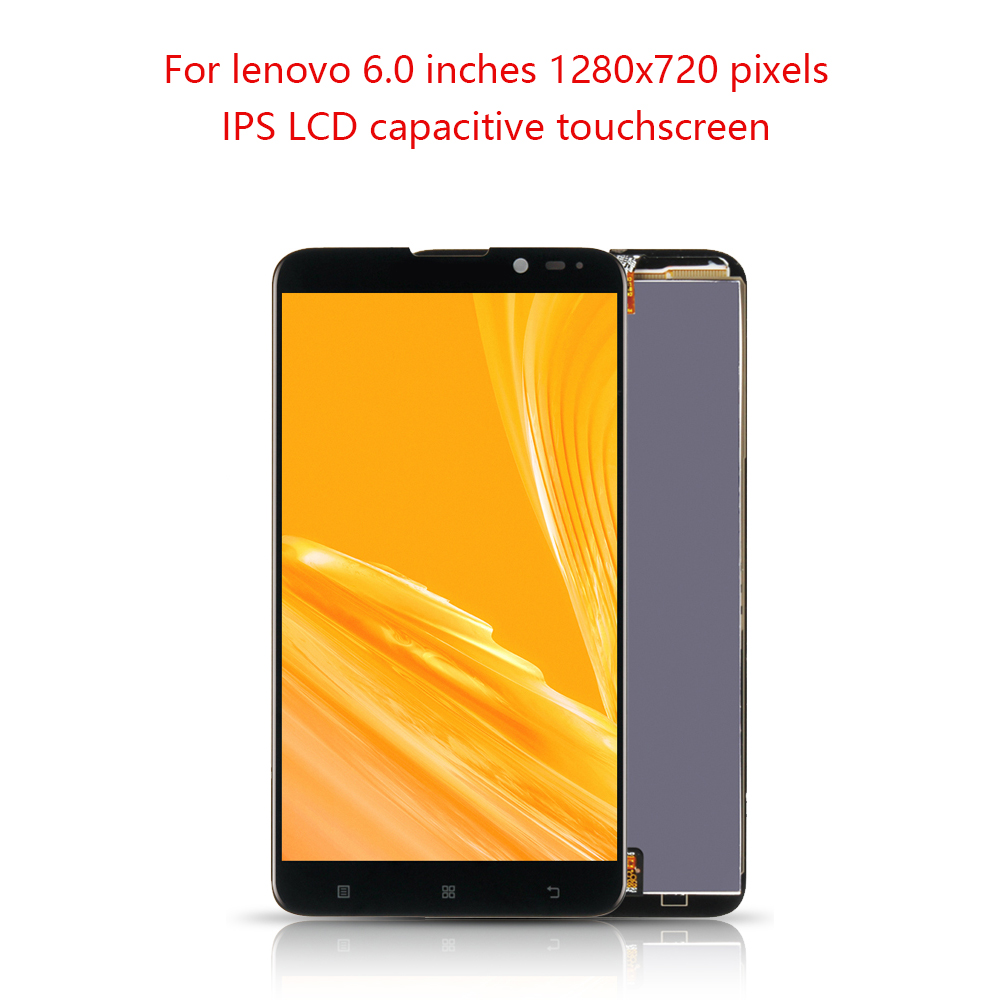 6.0 New IPS Sinbeda LCD For Lenovo S939 LCD Touch Screen Digitizer For LENOVO S939 Display Replacement For Lenovo S 939 Display