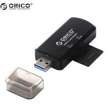 ORICO Кард-Ридер Высокая Скорость 3.0 Мини Micro SD TF T-Flash Чтения Карт Памяти USB для ПК Мини-Кардридер