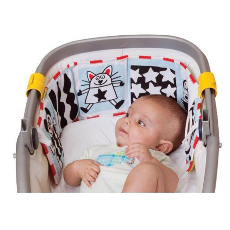 1-12 maanden babyspeelgoed Doek Boek Multi dier Bumper pad Speelgoed - Speelgoed voor kinderen - Foto 3