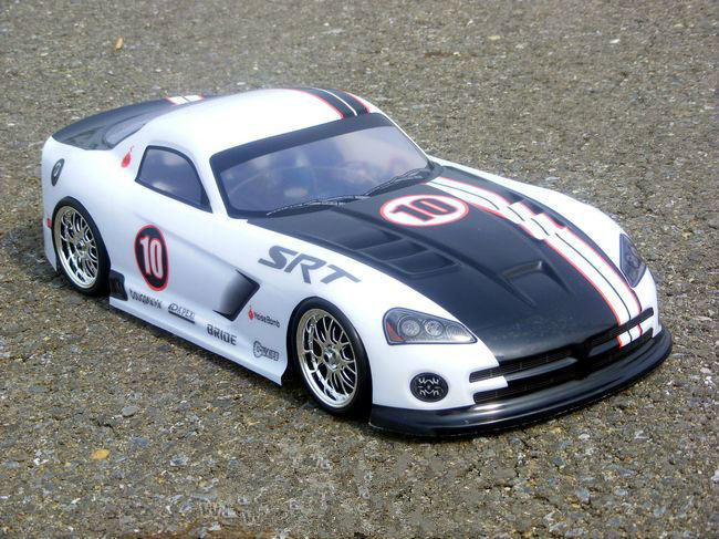 2pcs/set Viper SRT 1:10 PVC drift On-road painted body shell with wind tail for hsp traxxas tamiya 3racing hpi hobby RC parts2pcs/set Viper SRT 1:10 PVC drift On-road painted body shell with wind tail for hsp traxxas tamiya 3racing hpi hobby RC parts