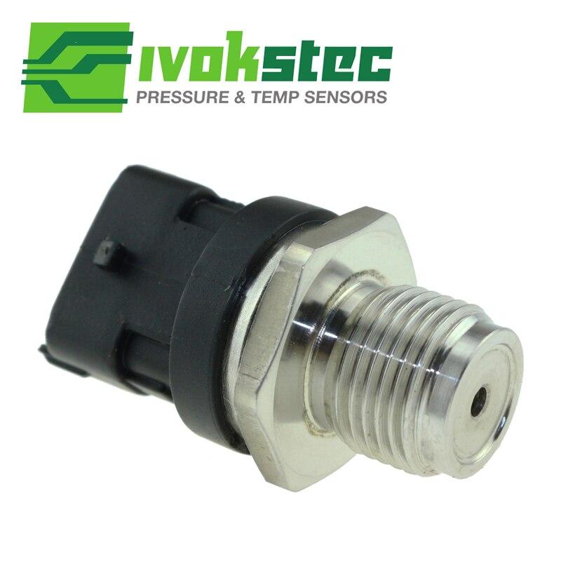 BOSCH Fuel Pressure Sensor Fits HYUNDAI KIA Grand Santa Fe Ix35 II 314012F000