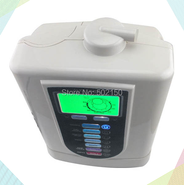 water electrolysis machine CE alkaline water ionizer WTH-803 ouh bio alkaline water ionizer wth 803 for better life