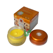 QIAN JING 7 days special effect whitening speckle remover cream for face