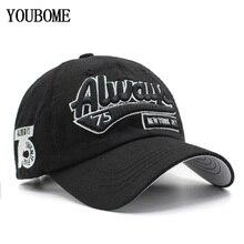 YOUBOME Baseball Cap Hats For Men Trucker Brand Snapback