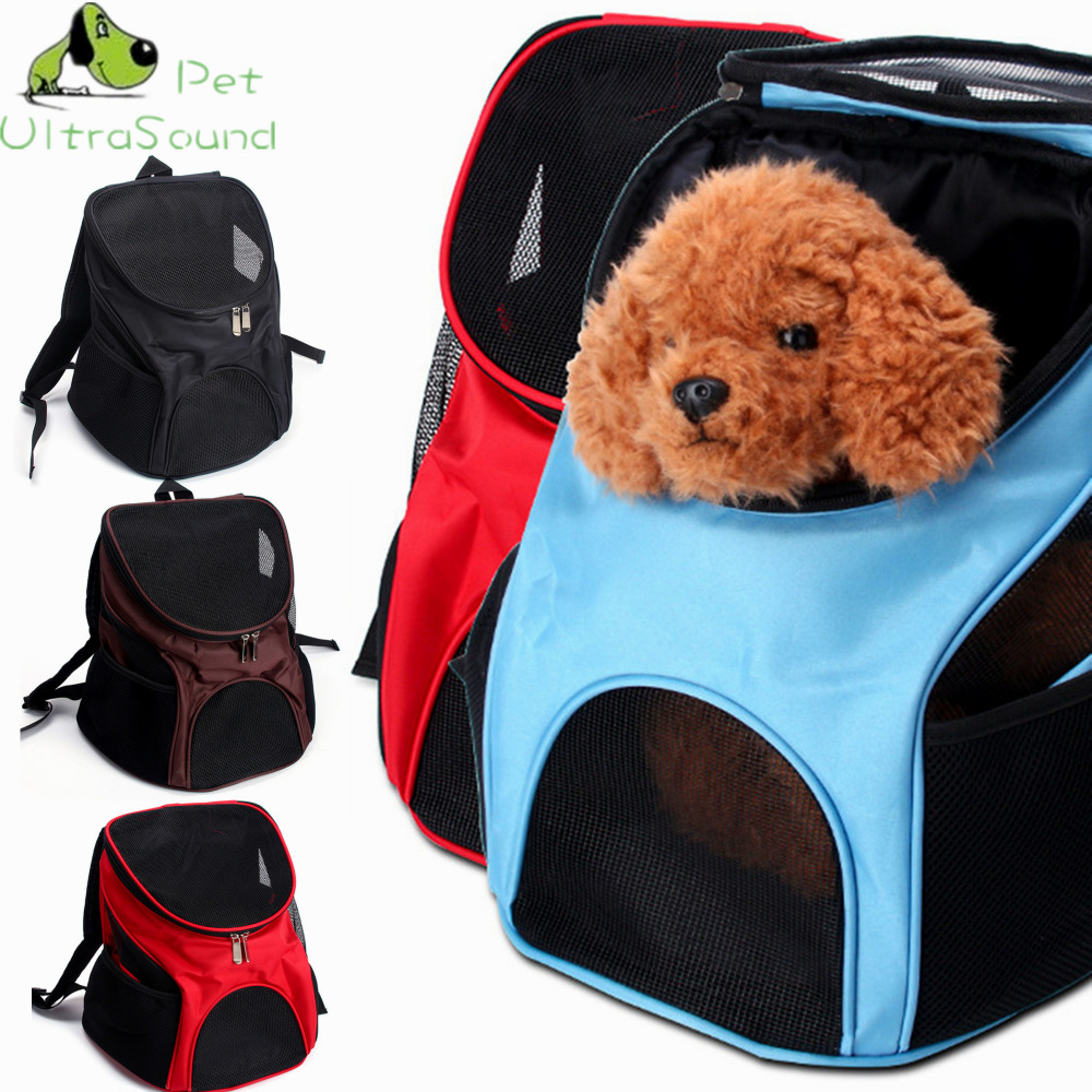 ULTRASOUND PET Folding Solid Pet Carrier Bag Cat Dog Carry Hand Tote Bag Travel Portable Puppy Dog Backpack Size 30X24X34cm