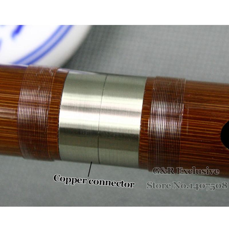 Chinese Bamboefluit Professionele Muziekinstrument Flauta Etnische - Muziekinstrumenten - Foto 6