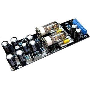 Image 3 - AC 12V 500mA Musical Fidelity 6j1 6AK5 tube Pre amp Pre Amplifier Board FOR VCD CD DVD digital audio power amplifier A1 006