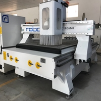 Bestselling China 8 Tools Auto Change Wood Cnc Milling Machine For Wood Furniture Making Machine 1325 ATC CNC Router