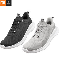 100% Original Xiaomi men's sneakers FREETIE City Running Sneaker Shoes Male Breathable Lightweight Knitting Outdoor Sport Shoes