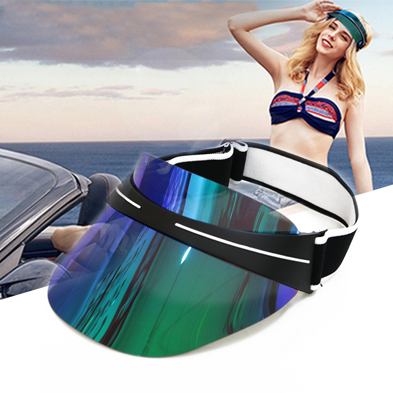 Hat   Cap   2019 New Changing   Baseball     cap   Women/men Summer Outdoor Travel UV Visor Fashion Colorful Topless Sun Hats for Women