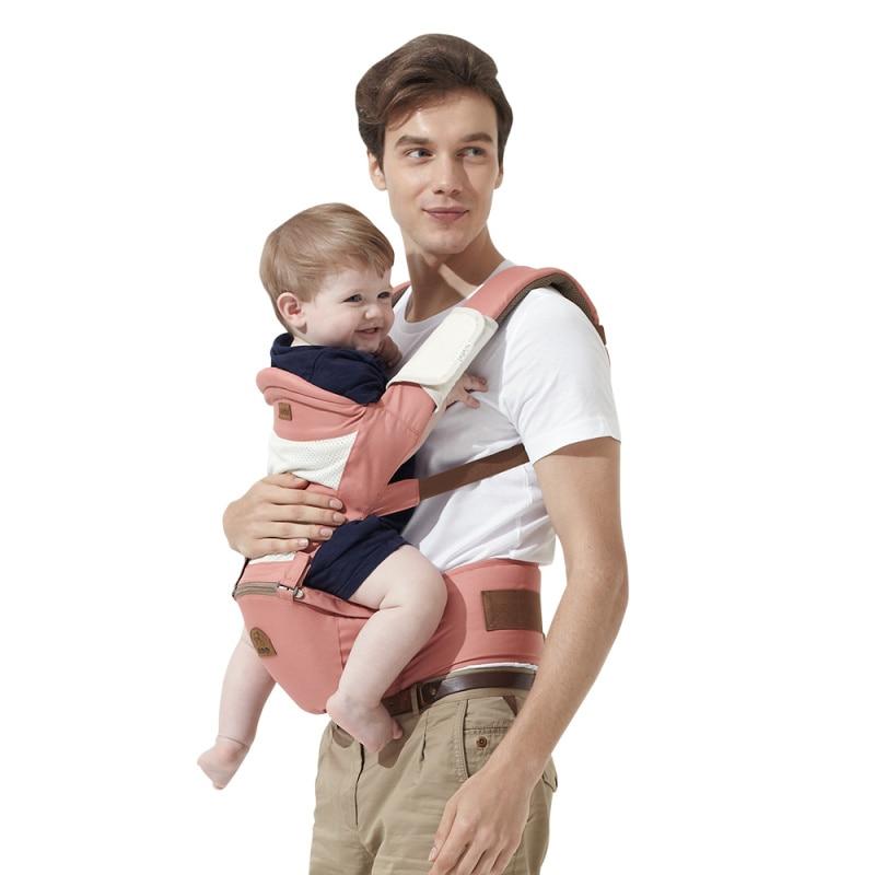 37b8eaab2829 Bebear hipseat mochila ergonomica portabebe portador de bebé 360 bebé  canguro mochila abrigo del bebé bandolera de anillas eslingas para bebés en  Morrales y ...